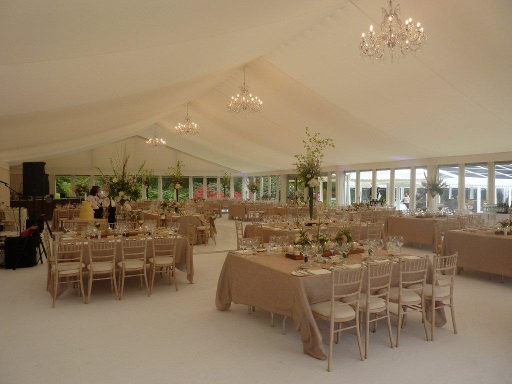 Dublin Luxury Marquee