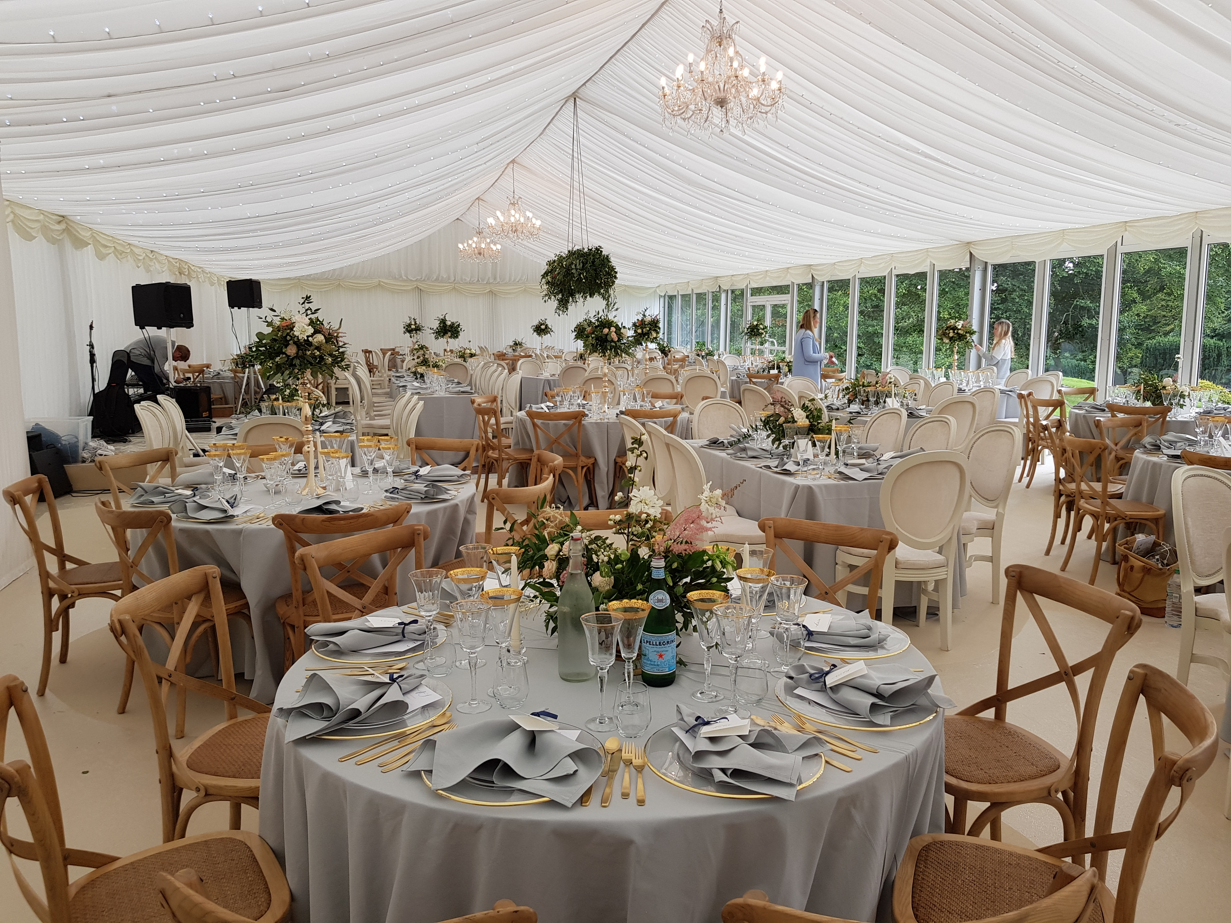 Marquee Wedding Hire