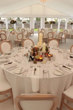Intimate Luxury Marquee