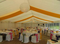 BBQ Party Marquee