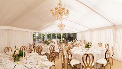 Small Wedding Marquee