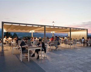 Outdoor Dining Awning