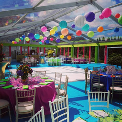 Clear Marquee for Party