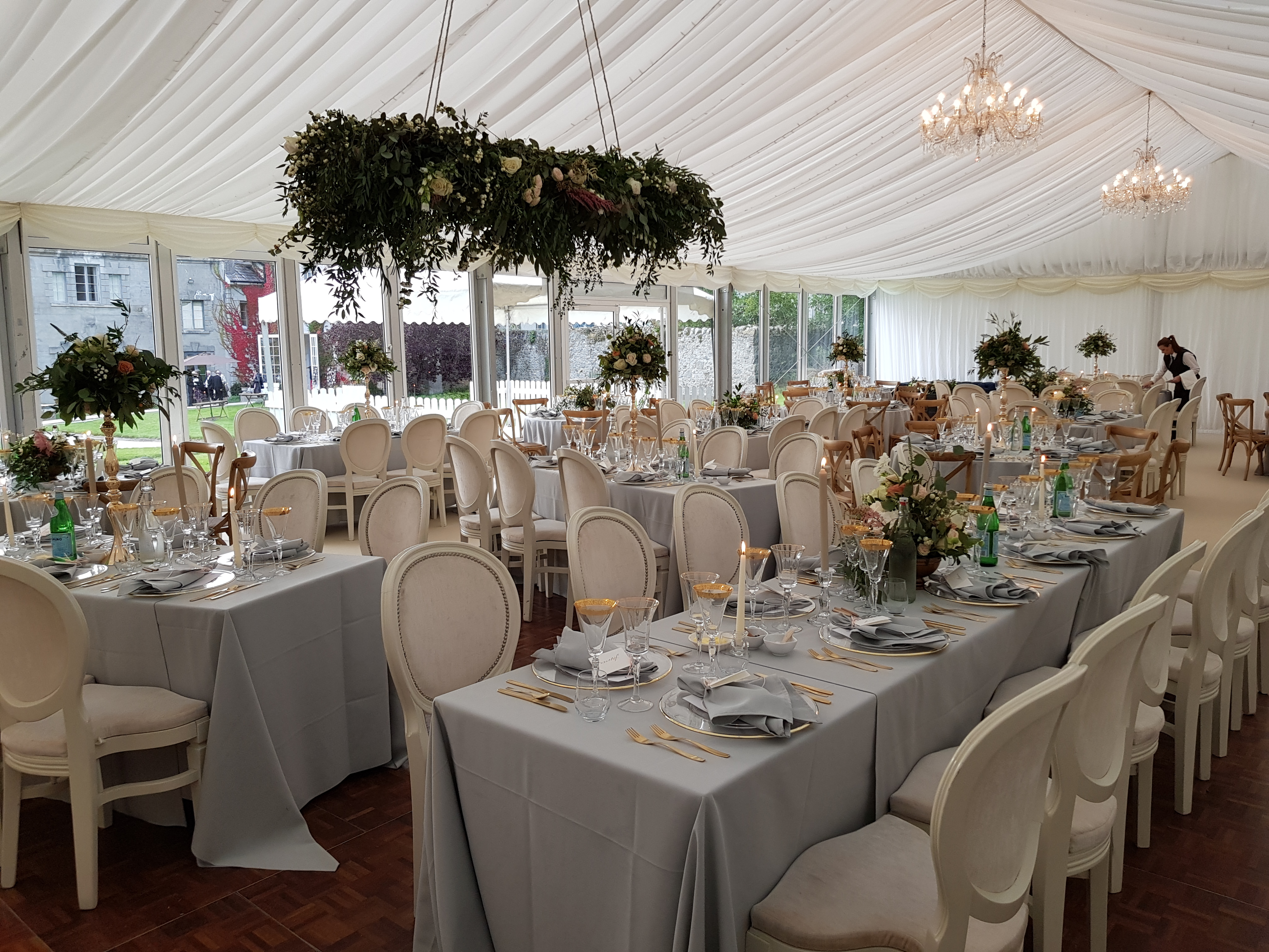 Luxury Marquee
