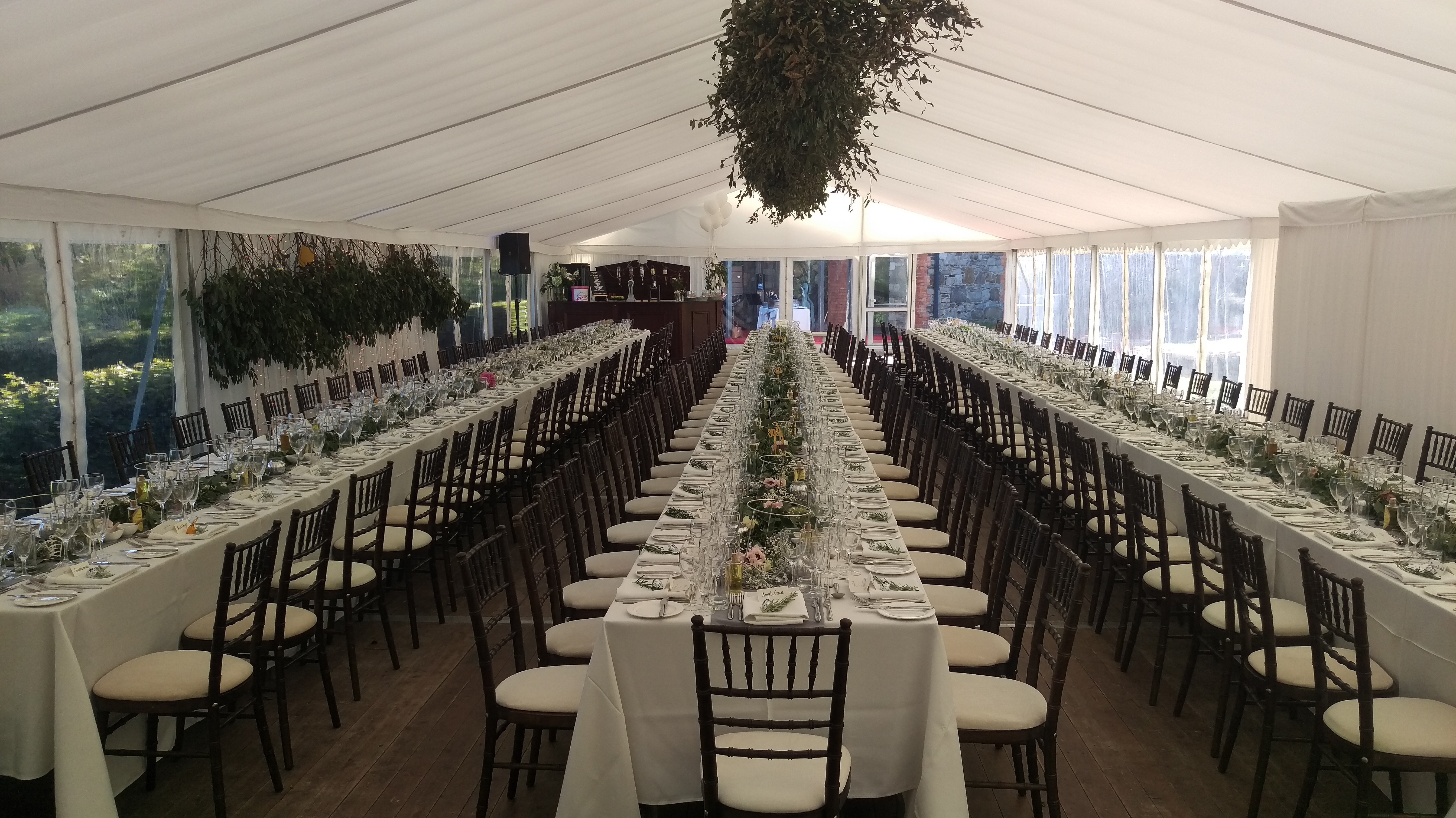Woodland Marquee Hire
