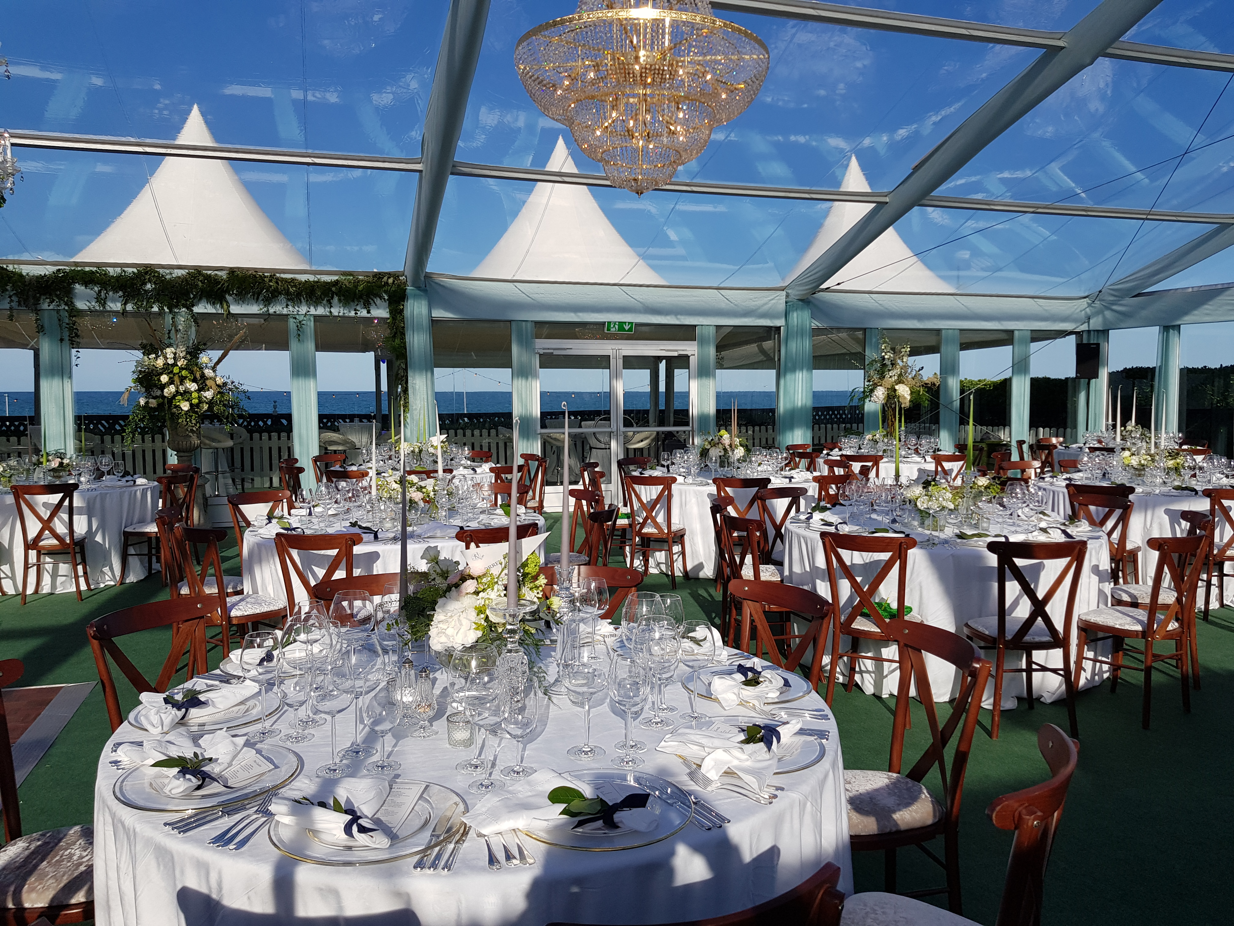Luxury Clear marquee
