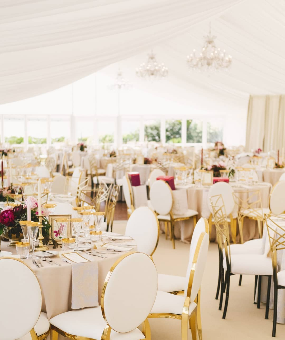 Wedding Marquee couture