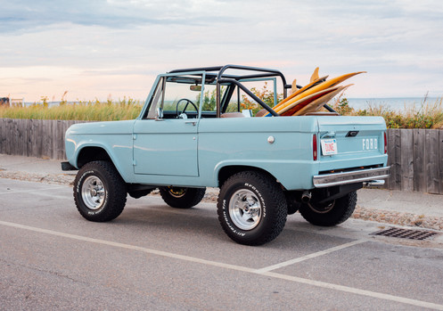 FORD BRONCO #2 (WIDE)