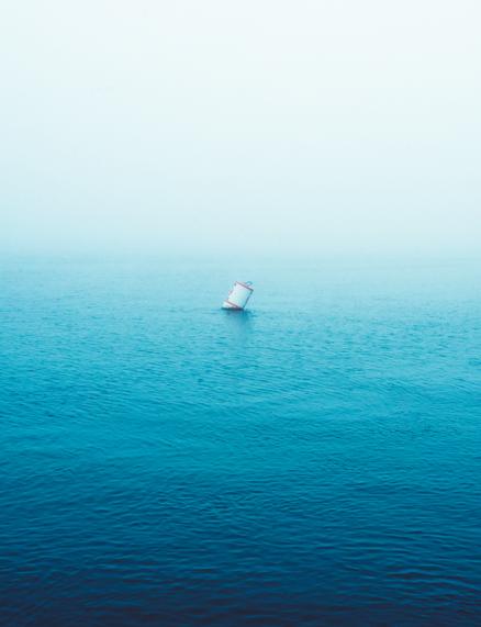 LONLINESS IN BLUE