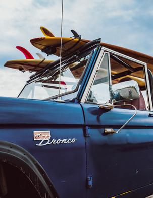 70' Bronco Sport #1