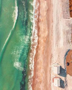 EGYPT BEACH GREEN #1