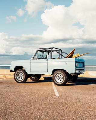 """""""1971 Ford Bronco #1"""""""