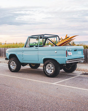 """""""1971 Ford Bronco #2"""""""