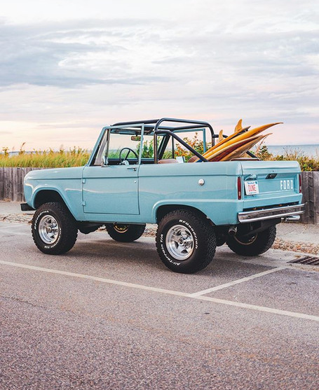 """1971 Ford Bronco #2"""