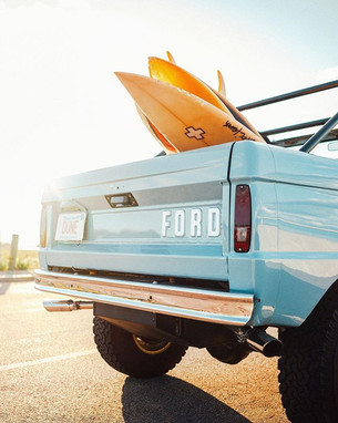 """""""1971 Ford Bronco #3"""""""