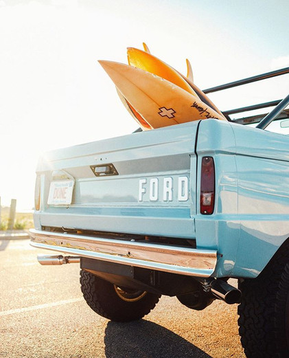 """1971 Ford Bronco #3"""
