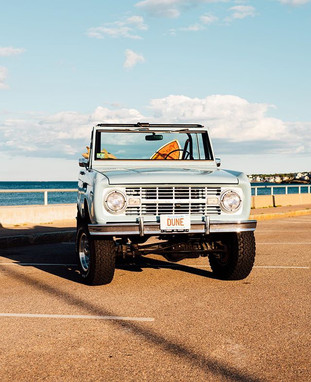 """""""1971 Ford Bronco #6"""""""