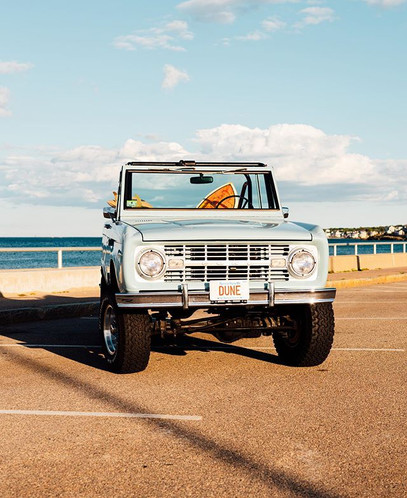 """1971 Ford Bronco #6"""