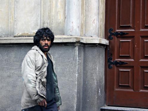 Fotorreportaje: La vida en la calle, una realidad ajena