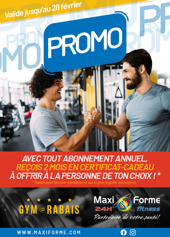 Maxi-Forme Fitness