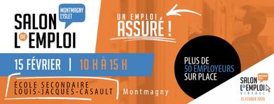 Salon de l'emploi Montmagny-L'Islet