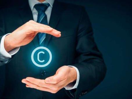 Авторское право и портфолио