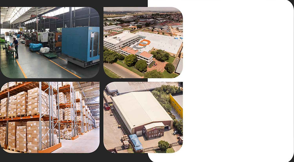 Bambisana Holdings (Pty) Ltd. Facilities