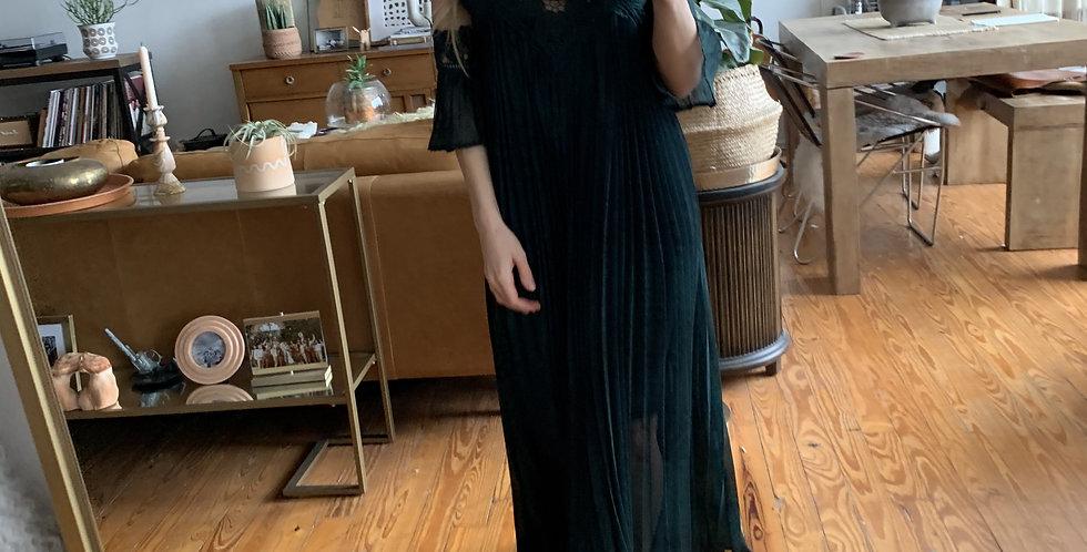 Emerald Goddess dress