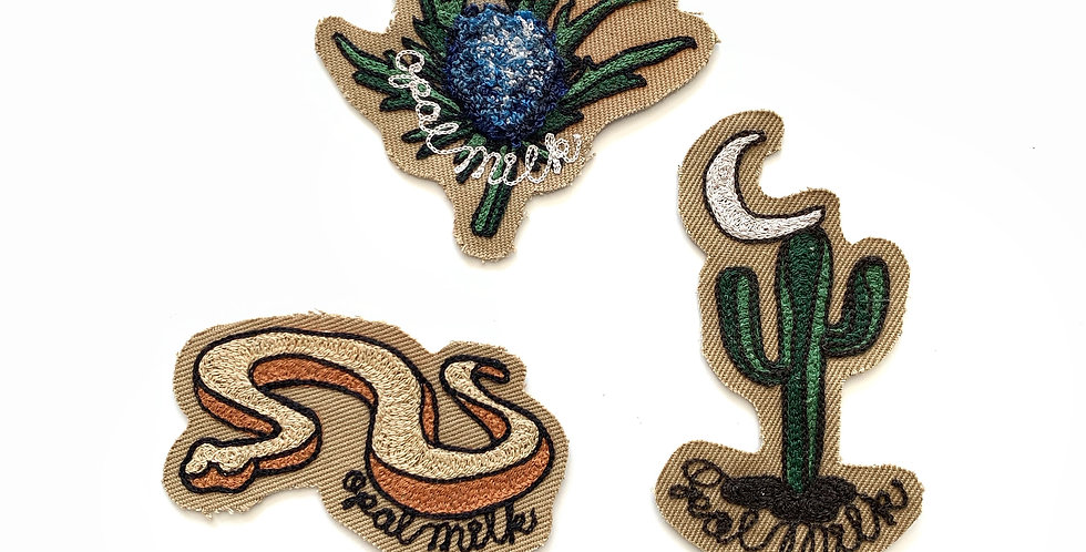 Durable Goods Patches