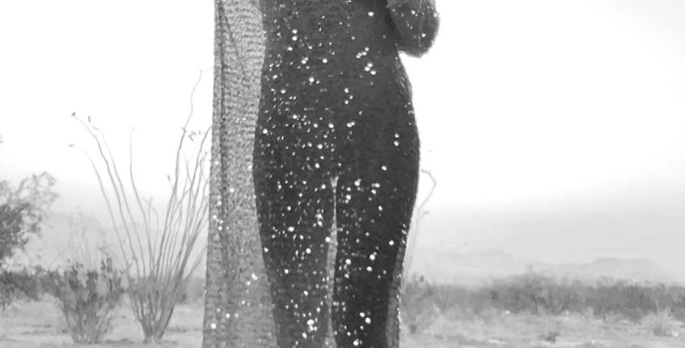 Desert dust dress