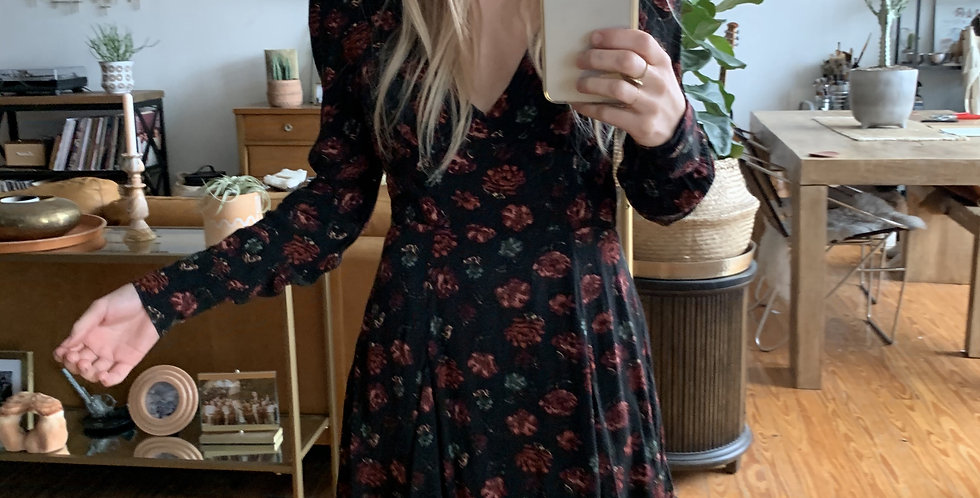 Free People romantic & soft dress