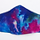Thumbnail: Cubrebocas Galaxia