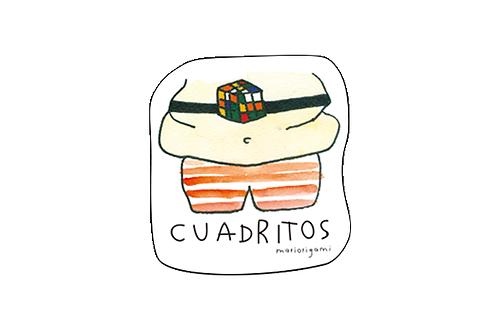 Sticker Cuadritos