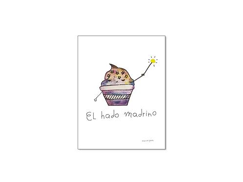 Print Helado Madrino