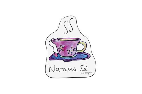 Sticker Namas té