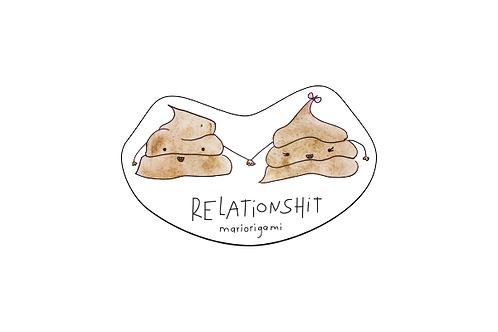 Sticker Relationshit