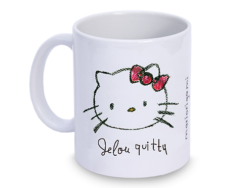 Taza Jelou Quitty