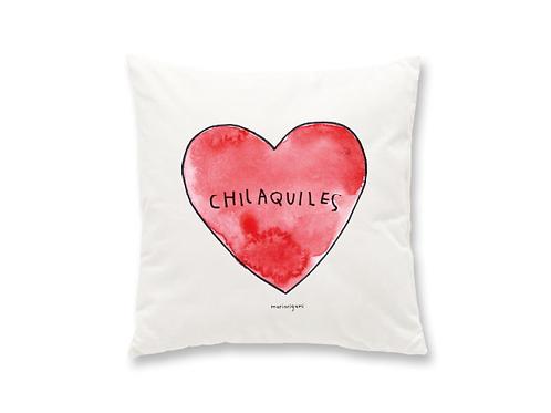 Cojín Chilaquiles