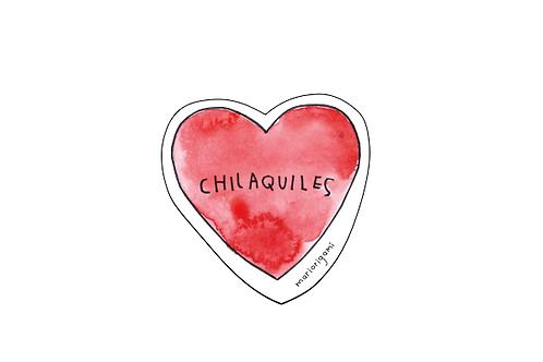 Sticker Chilaquiles