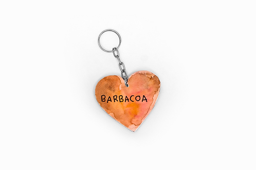 Llavero Barbacoa