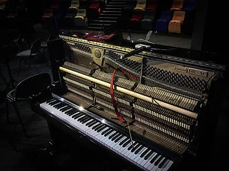 JX Productions piano tuning
