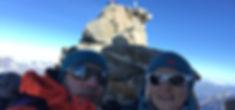 Gipfel Gran Paradiso