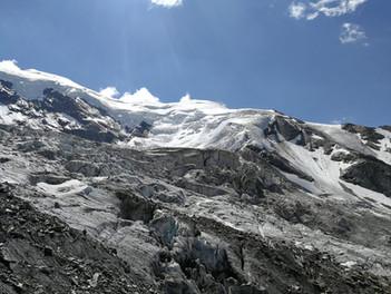 Der Gletscherbruch