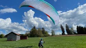 Sag niemals nie: Milla lernt fliegen