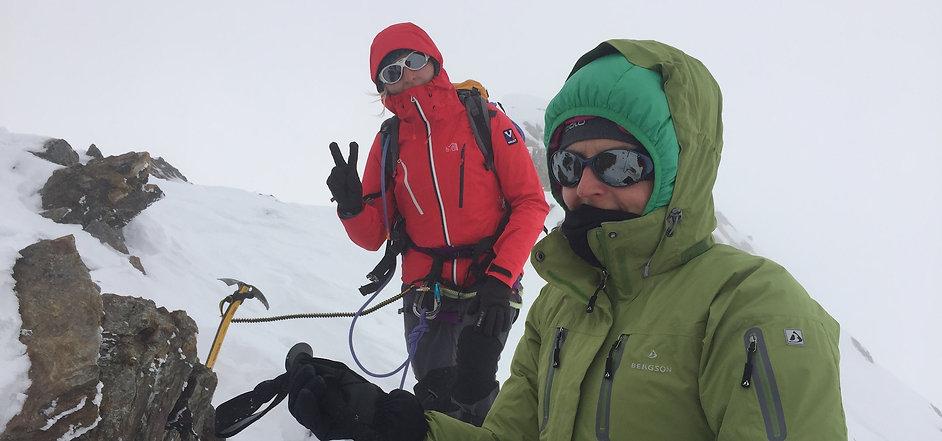 Umkehrpunkt Cima Marmotta
