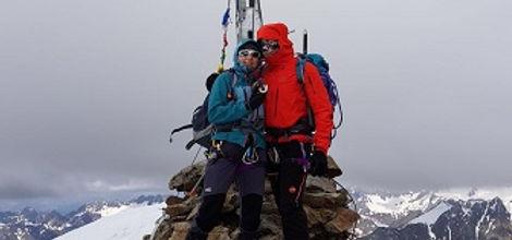Gipfel Similaun