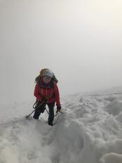 Fühlt sich nach Bergsteigen an