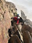 Einstieg in die Kletterei