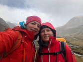 Startfoto zur Tour auf den Gipfel