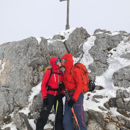 Skitourenwochenende in Bayern, 09./10.02.2019